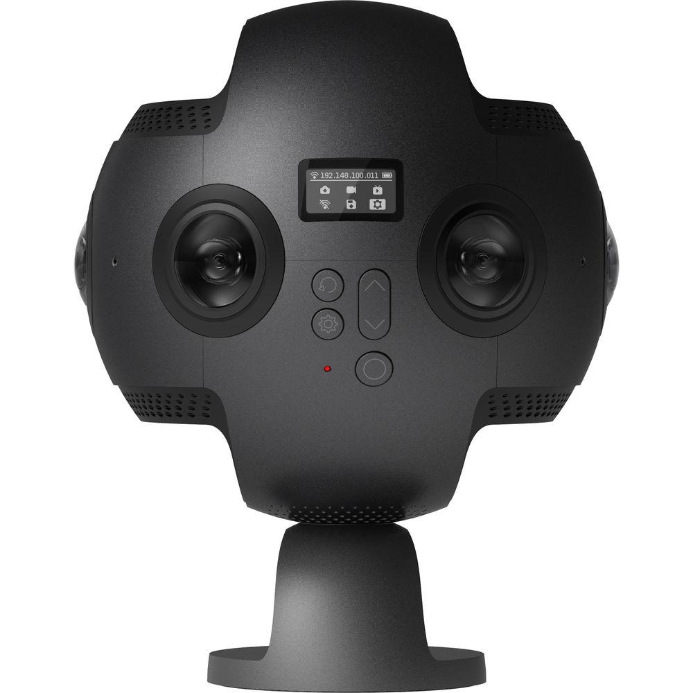 Mstream camera 360 pour la social video