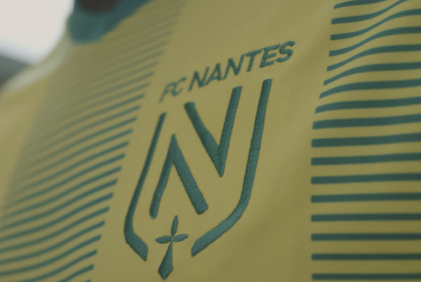 Nouveau Maillot FC Nantes 2019-2020