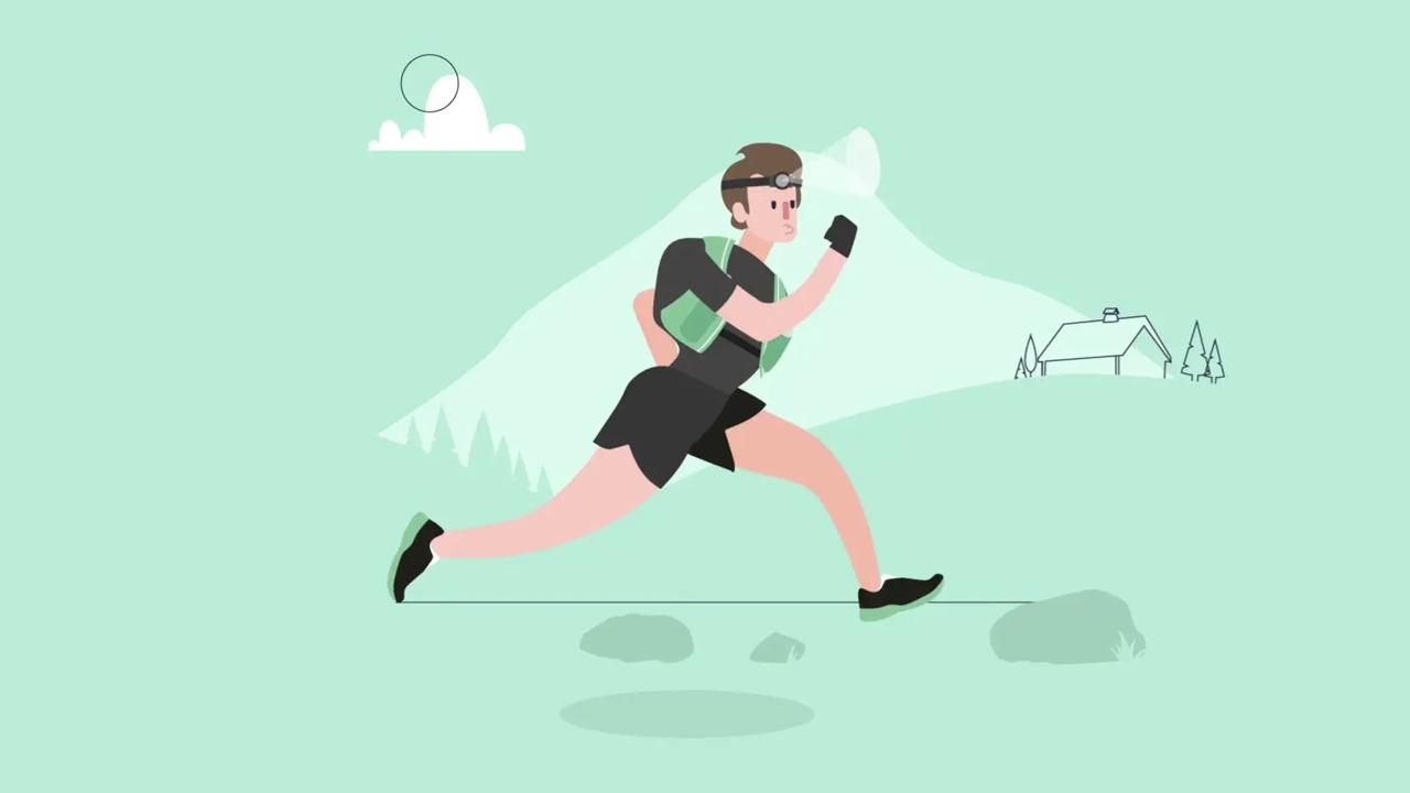 Motion Design – Running Conseil