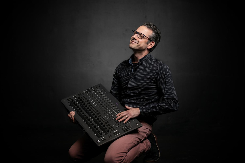 Philippe Lauliac Ingénieur du Son chez Mstream - Agence de Production Audiovisuelle