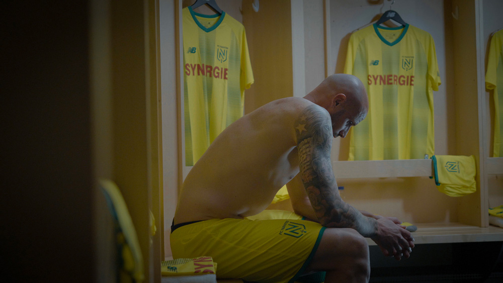 Jersey Reveal – FC Nantes