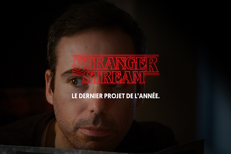 Sound Design de la Fiction Stranger Stream